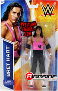 WWE Series 49 Bret Hart