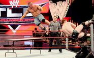 Cena vs Sheamus TLC3