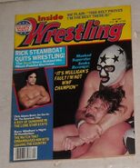 Inside Wrestling - April 1984