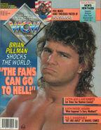 WCW Magazine - January 1993