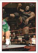2009 WWE (Topps) Mark Henry 31