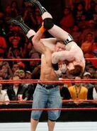 Cena vs Sheamus TLC1