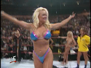 Royal Rumble 2000 Swimsuit Contest 4