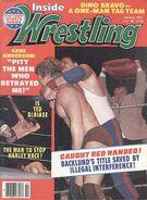 Inside Wrestling - February 1981