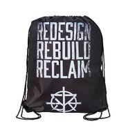 Seth Rollins Redesign, Rebuild, Reclaim Drawstring Bag