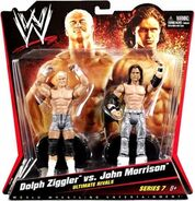 WWE Battle Packs 7 Dolph Ziggler & John Morrison