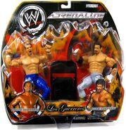 WWE Adrenaline Series 6 Los Guerreros