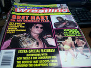 New Wave Wrestling - April 1997