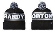 Randy Orton Pom Knit Beanie Hat