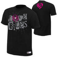 AJ Lee Love Bites Authentic T-Shirt