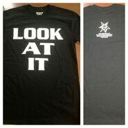 David Starr Look At It Black T-Shirt