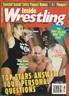 Inside Wrestling - July 1999