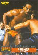 1999 WCW-nWo Nitro (Topps) Norman Smiley 20
