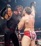 Bryan and Kane as Champions