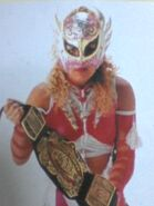 Reina Jubuki CMLL World Womens
