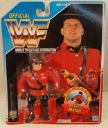 WWF Hasbro 1993 The Mountie