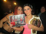 April and Ivelisse
