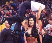Royal Rumble 2001 Chyna Ivory 12