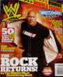 WWE Magazine April 2011