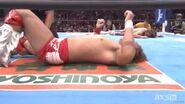 NJPW World Pro-Wrestling 7 9
