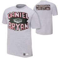Daniel Bryan Submission Wrestling T-Shirt