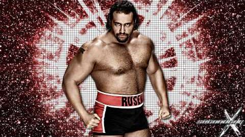 "WWE ""Рев на лъвът (Roar of the Lion)"" ► Rusev 2nd Theme Song"