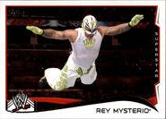 2014 WWE (Topps) Rey Mysterio 39
