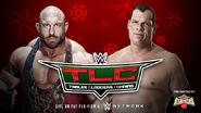TLC 14 Ryback v Kane