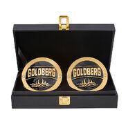 Goldberg Championship Replica Side Plate Box Set