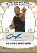 2016 Leaf Signature Series Wrestling Dennis Rodman 22