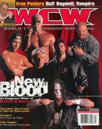 WCW Magazine - June 2000