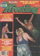 Inside Wrestling - August 1981