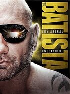 WWE Batista The Animal Unleashed poster