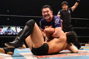 NJPW Dominion 7.5 6