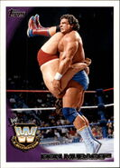 2010 WWE (Topps) Don Muraco 80