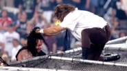 Mankind vs The Undertaker Hell in a Cell Match King of the Ring 1998 5