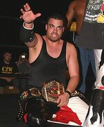 Eddie Kingston CZW World