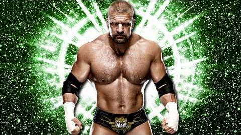 "WWE ""The Game"" ► Triple H 17th Theme Song"