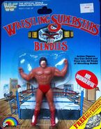 Mr Wonderful (Laces) (WWF Wrestling Superstars Bendies)