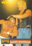1999 WCW-nWo Nitro (Topps) Barry Windham 29