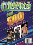 Pro Wrestling Illustrated - December 2015