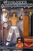 WWE Deluxe Aggression 14 John Morrison