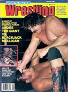 Sports Review Wrestling - November 1983