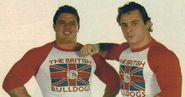 The British Bulldogs11