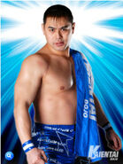 Taka Michinoku 5
