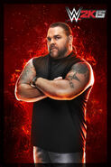 Bill DeMott - WWE 2K15