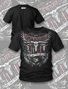 James Storm Beer Label T-Shirt