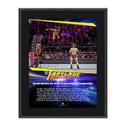 Neville FastLane 2017 10 X 13 Commemorative Photo Plaque