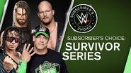 Subscriber's Choice Survivor Series