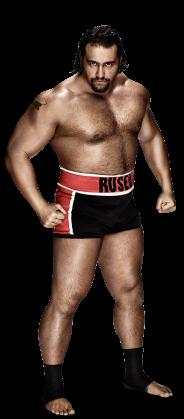 Alexander Rusev Fcw